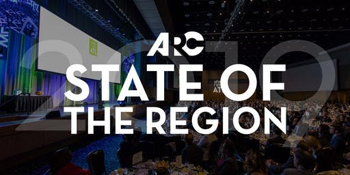 Atlanta Regional Commission's 2019 State of the Region Breakfast