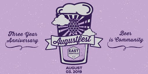 Augustfest - ENBW 3-Year Anniversary Party VIP PASS