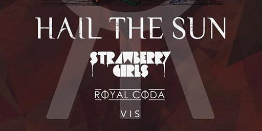HAIL THE SUN SPONSORED BY EVR & MERCH NOW