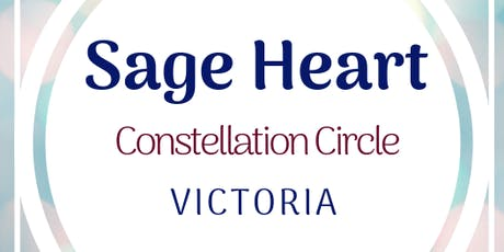 Sage Heart Constellation Circle  with Karla Kadlec in Victoria tickets