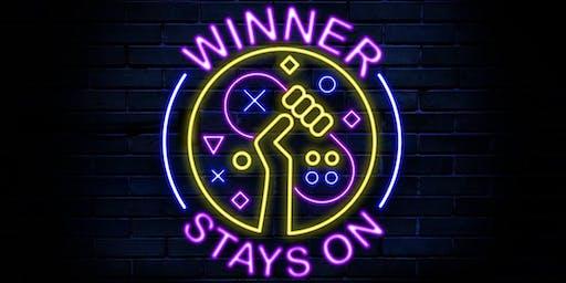 Winner Stays On Retro Gaming Event