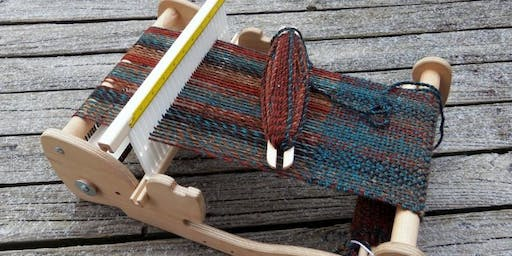 Beginning Rigid Heddle Weaving