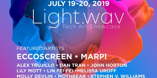 Light.wav 2019 - Tech Art Showcase