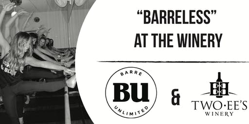"""""""Barreless"""" at the Winery - July 2019"""