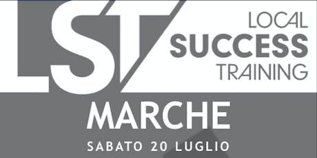 LST+Vi University MARCHE - Sabato 20 Luglio 2019 biglietti