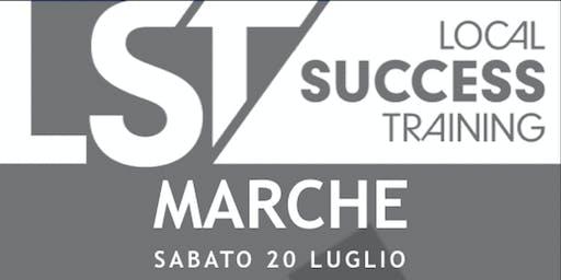 LST+Vi University MARCHE - Sabato 20 Luglio 2019