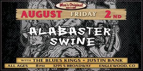 Alabaster Swine at Moe's Original BBQ Englewood tickets