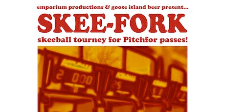Skee-Fork Skee-ball Competition tickets