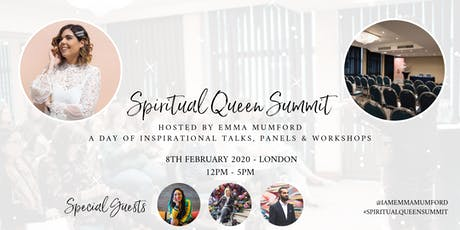 Spiritual Queen Summit 2020 - Emma Mumford tickets