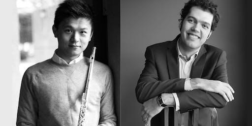 Paul Hung, Flute & Bogdan Dulu, Piano