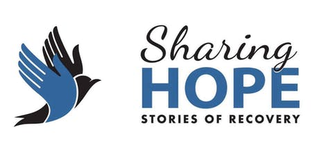 Sharing Hope: Stories of Recovery tickets