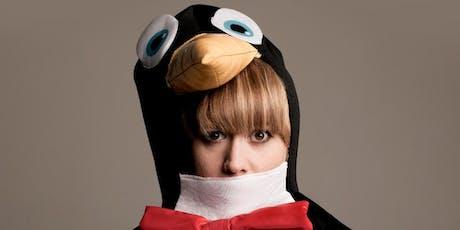 Emmy Fyles - Socially Awkward Penguin (WIP) tickets