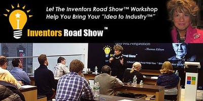 POWER NIGHT of LEARNING™ WITH TOP INDUSTRY LEADERS 3 NIGHT SERIES ( SERIES 1) TURN YOUR IDEA INTO A REALITY  ....BECOME EMPOWERED, INSPIRED AND LEARN THE STEPS TO...PATENT, PITCH, PROTOTYPE, PRODUCTION, PROMOTE & THE PATH TO FUNDING...ENTER OUR DRAWING $$