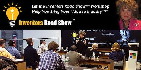 POWER NIGHT of LEARNING™ WITH TOP INDUSTRY LEADERS 3 NIGHT SERIES ( SERIES 1) TURN YOUR IDEA INTO A REALITY  ....BECOME EMPOWERED, INSPIRED AND LEARN THE STEPS TO...PATENT, PITCH, PROTOTYPE, PRODUCTION, PROMOTE & THE PATH TO FUNDING...ENTER OUR DRAWING $$ tickets