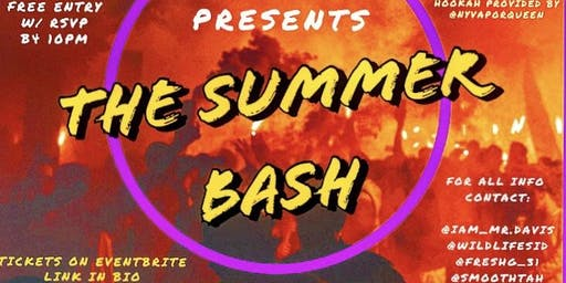 The Summer Bash