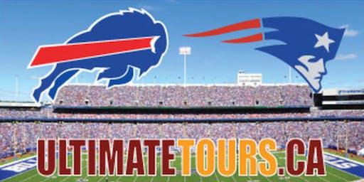 Bills vs Patriots Road Trip - September 28th-29th