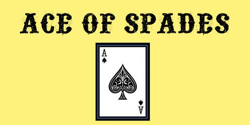 Afro-American Community Council Presents Chase the Ace of Spade