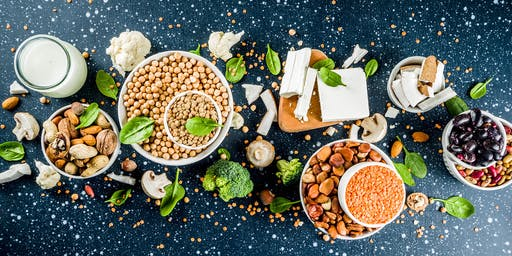 Plant-Based & Beyond: Protein for All