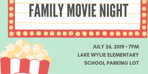 Compassion Church Family Movie Night