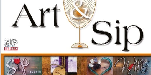 Art & Sip at Bell Gate Farm