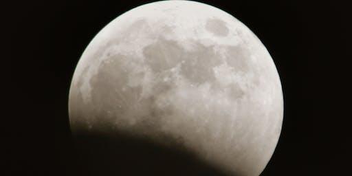 Full Moon Swim & Partial Lunar Eclipse