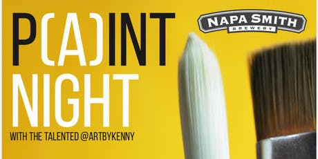 Paint Night with Art By Kenny tickets