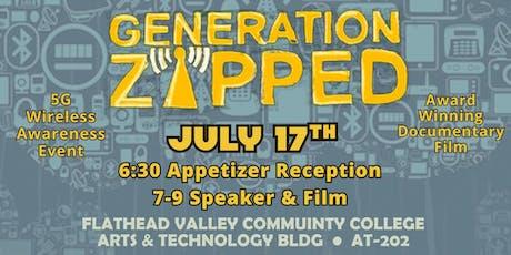 Knowledge Is Power - Award-winning documentary film Generation Zapped, with professor/author Miriam Katz  tickets