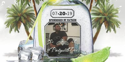 Party With Doc Presents the Patron Experience at Sony Hall 7/20