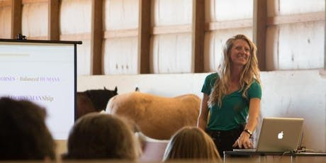 The Equine Yogi Workshop: Savasana-Relaxation tickets