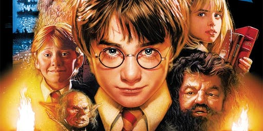Harry Potter and the Sorcerer's Stone Movie Screening