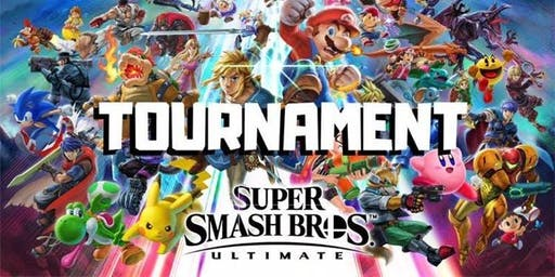 1v1 Super Smash Bros Ultimate Tournament - All Ages - Win Cash & Prizes