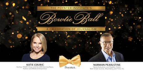 The Poynter Institute's Bowtie Ball  tickets