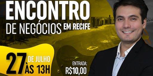 1º  Encontro de Negócios  em Recife