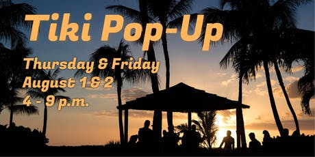 Tiki Pop-Up tickets