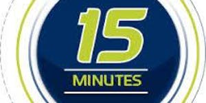 15 Minute Manager;  Train-the-Trainer