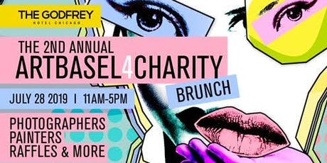 2nd Annual ARTBASEL4CHARITY Brunch tickets