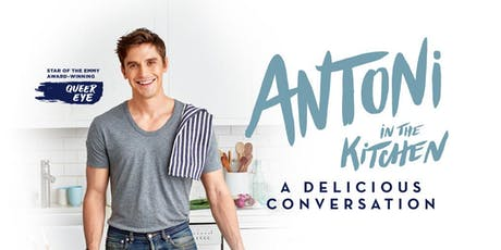 Antoni in the Kitchen tickets