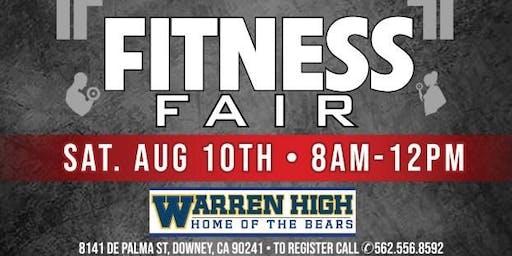 TFL's Fitness Fair