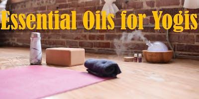 Essential Oils for Yogis