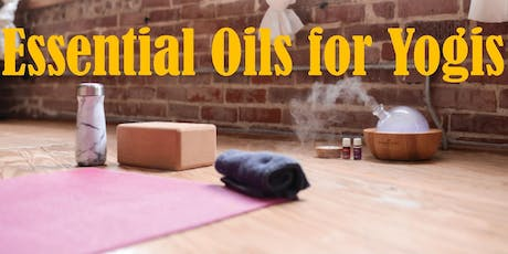 Essential Oils for Yogis tickets