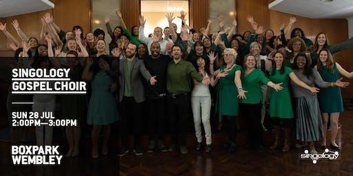 Sinology Gospel Choir
