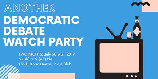 Watch Party: 2nd Democratic Presidential Debate (Night One)