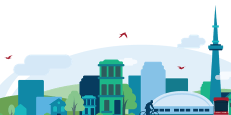 Public Meeting:  City of Toronto TransformTO Climate Action Strategy tickets