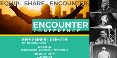 Encounter Conference tickets