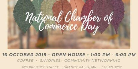 National Chamber of Commerce Day tickets