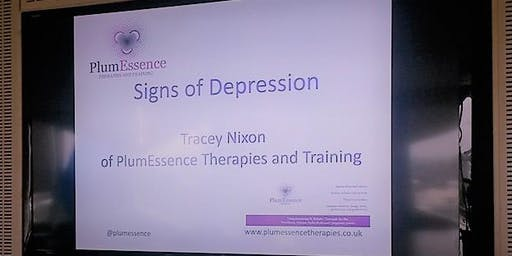 Recognise Depression in Yourself and Others