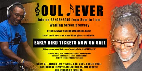 Soul Fever tickets