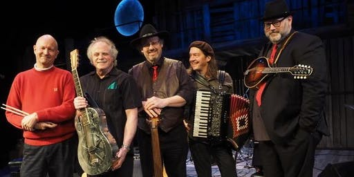 PAT DONOHUE AND THE PRAIRIE ALL-STARS with Jerry Kosak
