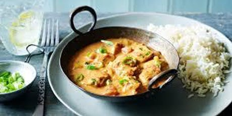 London Calling: Spiced Curry Class tickets