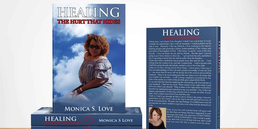 HEALING THE HURT THAT HIDES  -  BOOK LAUNCH & SIGNING